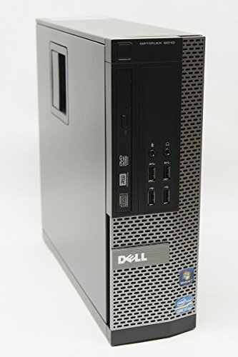 """Dell Optiplex 9010 All-in-One 23"""" Monitor Core i5 2.4GHz 4GB RAM 500GB HDD Windows 10 Home 64Bit sold and warranted by Easy buy (CRS-UK) Registered Trade Mark No.UK00003100631"""