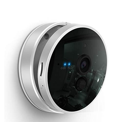 Videosorveglianza Notturna Notte Ip Camera 1080P Hd Cctv Telecamera Di Sicurezza Wi-Fi P2P Wireless Baby Camera Monitor,UKPlug