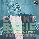 COUNT BASIE ORCH/ I TOLD YOU SO