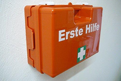 Erste-Hilfe-Koffer KITA inkl. Hände-Antisept-Spray nach DIN 13157 für Betriebe - 2