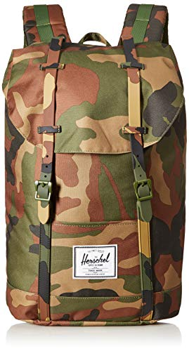 Herschel Retreat Backpack 43 cm Woodland camo -