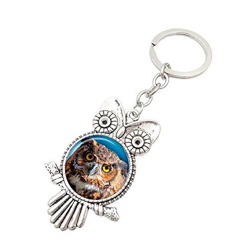 LAAT Schlüsselanhänger Schlüsselring niedliche Schlüssel Anhänger Schlüsselring partneranhänger Reizendes Tier Schlüsselbänder Freunde (Schlüsselbänder Schlüssel Niedliche Für)