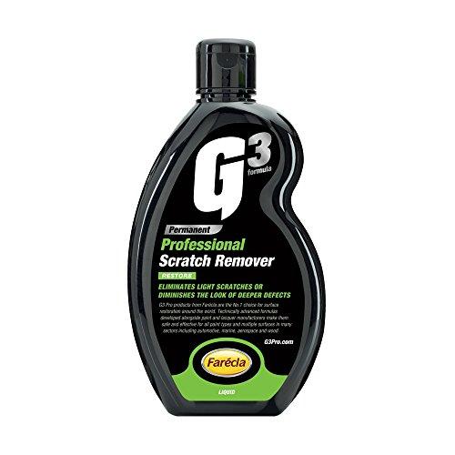 Farecla 7164 G3 Produit efface-rayures professionnel liquide 500 ml