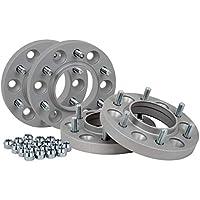 Separadores de rueda de aluminio 4 unidades (20 mm por disco/40 mm por