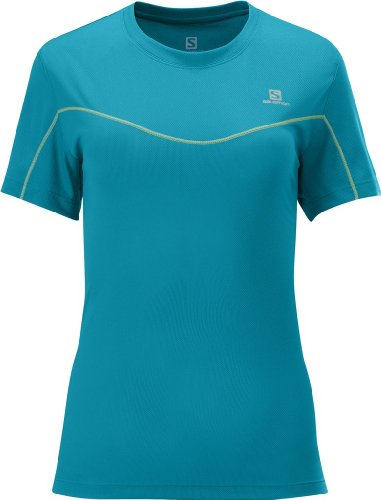 Salomon Shirt STROLL Organic Green