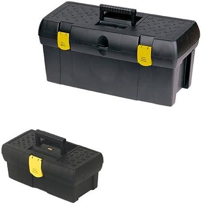 Stanley 192952 - Lote de 2 cajas de herramientas (48,3 y 31,75cm)
