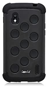 Ionic GUARDIAN Armor Case for LG Google Nexus 4 (Black)