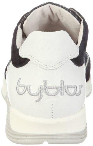 Byblos Juniorclub PATO FBC3690, Baskets mode fille Bleu-TR-A-4-294