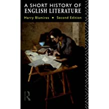 A Short History of English Literature, Second Edition