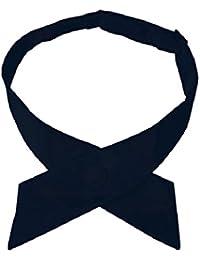 Cravate croisée d'uniforme de restaurant pour femme. Produit offert par NYfashion101.
