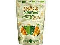 Snack Garden Vakuum frittierte knusprige Gemüsemischung (12X 40 grams)