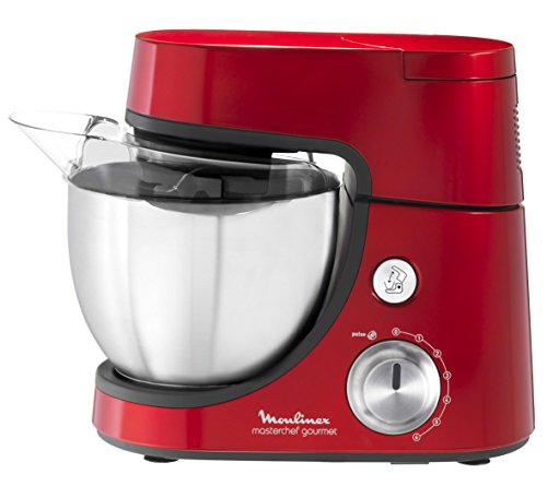 Moulinex Masterchef Gourmet Red Ruby - 900 W