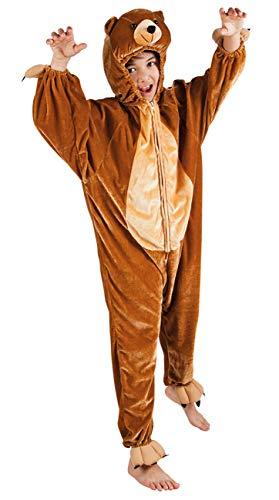Unbekannt Aptafêtes-cs850113-Disfraz-Oso de Peluche-MAX-Tamaño 140cm