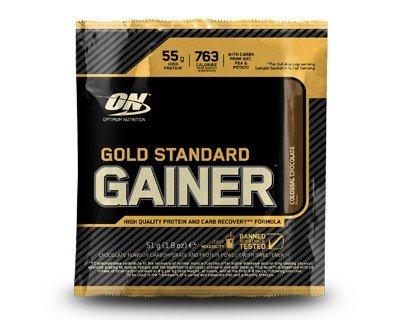 24 x Gold Standard Gainer 51 g sachet EU - 41W8cBtOnPL