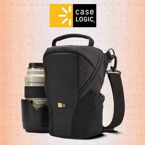 Case Logic DSL-102 Luminosity Kameratasche für DSLR-Objektive mit Einer Länge von bis zu 23 cm Case Logic Kit