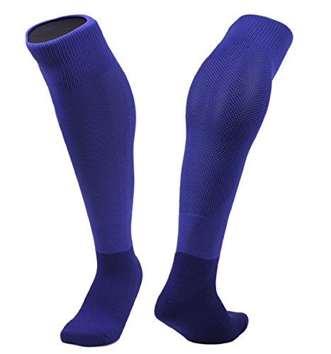 Lian LifeStyle Women's 1 Pair Knee High Sports Socks Solid M