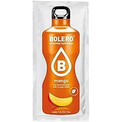 Paquete de 24 sobres bebida Bolero sabor Mango