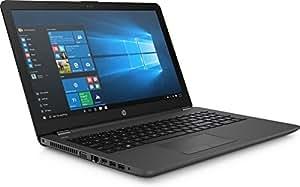 "HP 250 G6 (Intel Core i7-7500U, 15.6"" Full HD Screen, Windows 10 Home, 8GB RAM, 256GB SSD) Laptop - Grey"