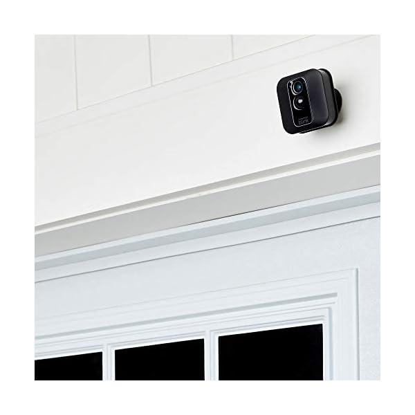 Nuova-telecamera-di-sicurezza-intelligente-Blink-XT2-per-interniesterni-Con-archiviazione-sul-cloud-inclusa-audio-bidirezionale-durata-della-batteria-di-2-anni-Kit-di-1-telecamera