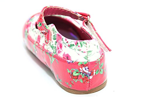 Mr Shoes , Sneakers Basses fille Fuchsia