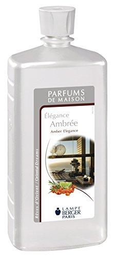 Lampe Berger Paris 116305 Élégance Ambrée Ambientador, Aroma de ámbar, 1 L