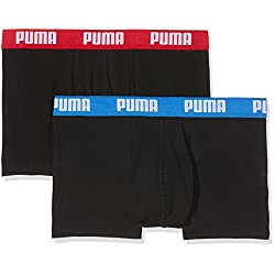 Puma Basic Shortboxer 2p B...