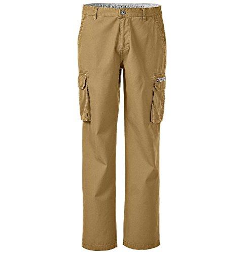 Jan Vanderstorm Pantalon cargo STEEN 11 36