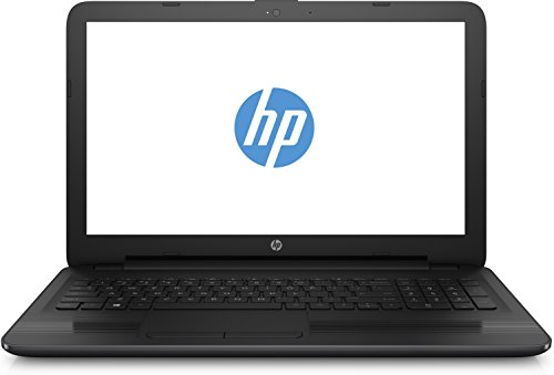 HP 250 G5 Portatile, Intel Celeron N3060, RAM 4 GB DDR3L, HDD 500 GB, Windows 10 Pro, Nero