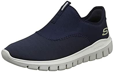 Skechers Men's Flex Reform-Borils Navy Sneakers-11 UK (12 US) (46 EU) (52831-NVY)