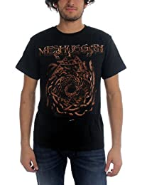 MESHUGGAH - Meshuggah - La spirale des hommes du T-shirt Snakes In Black