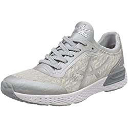Allrounder by Mephisto Damen Activity Sneaker, Grau (Cool Grey), 39.5 EU