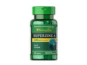 Huperzine A 200 µg 60 comprimés