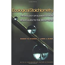 Ecological Stoichiometry: The Biology of Elements from Molecules to the Biosphere by Robert W. Sterner, James J. Elser, Peter Vitousek published by Princeton University Press (2002)