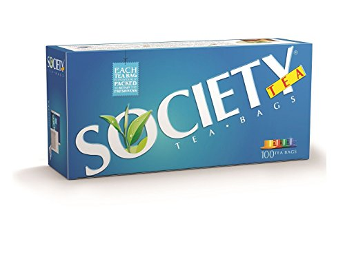 Society Envelope Tea, 100 Tea Bags
