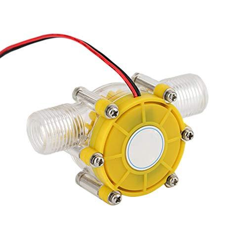 Majome 1 unids Micro Generador Hidroeléctrico 12
