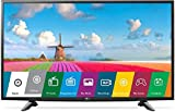LG 108 cm (43 Inches) Full HD LED TV 43LJ522T (Black) (2017 model)
