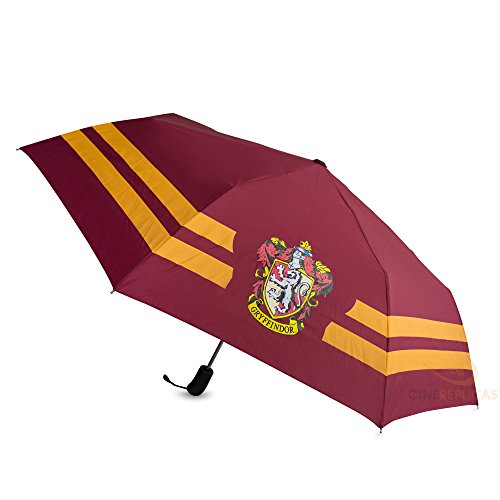Harry Potter Umbrella Gryffindor Cinereplicas Umbrellas