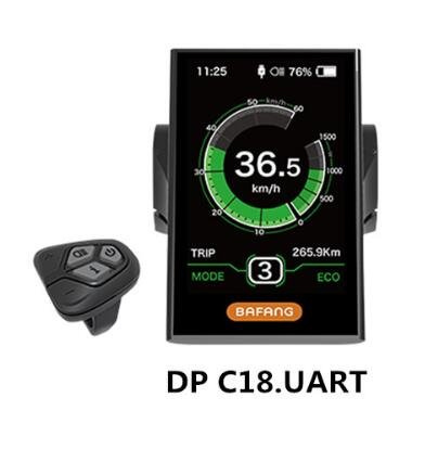 41W8pL Q5 L - eBIRD New Version 8FUN BAFANG DP C18 DISPLAY WITH USB PORT FOR BAFANG BBS MID CENTRAL MOTOR
