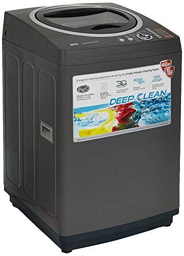 IFB 6.5 kg Fully-Automatic Top Loading Washing Machine (TL-RCG/RCSG Aqua, Graphite Grey, Aqua Energie water softener)