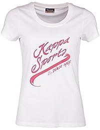 Kappa Tallulah T-shirt à manches courtes pour femme