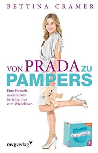 Von Prada zu Pampers: Eine Fernsehmoderatorin berichtet live vom Wickeltisch