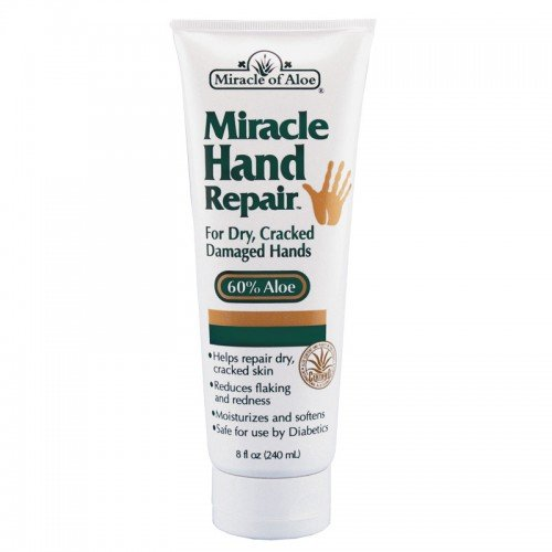 41W8t1uxd9L - NO.1 BEST POWER TOOL REVIEW Ontelmiracle Of Aloe Miracle Hand Repair Cream 8 Oz COMPARE BUY PRICE UK
