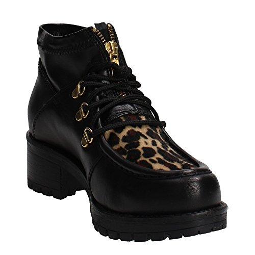 Docksteps Sapatos Dse103166 Negras Mulheres Barco De 004rqw7