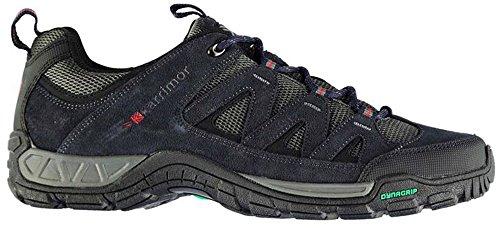 Karrimor pour homme Respirant extérieur Chaussures Summit Chaussures de marche Bleu Marine