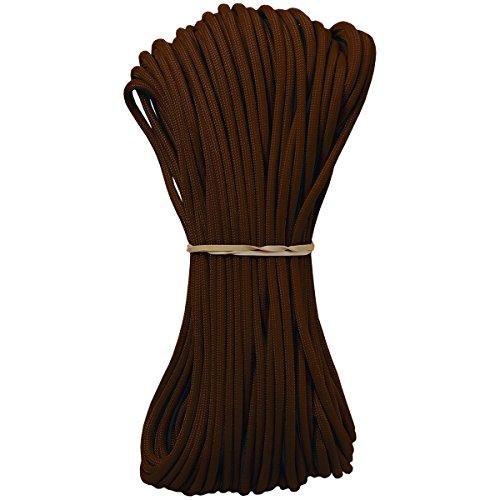 Unbekannt Pepperbell Nylon Parachute Cord 4100'-Dark braun -