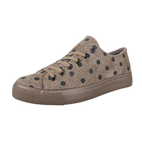 ital-design-chaussons-dinterieur-femme-marron-marron-clair-38-eu