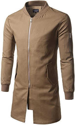 whatlees-mens-boys-extra-long-bomber-jacket-neck-zipper-up-slim-fit-windbreaker-jacket-coat-with-poc