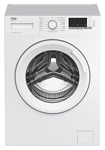 Beko WML 81433 NP Waschmaschine Frontlader / A+++ / 1400 UpM / Mengenautomatik / Pet Hair Removal / weiß