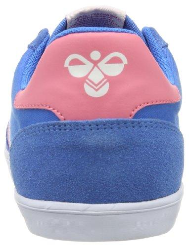 Hummel - Hummel Slimmer Stadil Low, Sneaker Donna Blu (Blau (BRILLIANT BLUE))