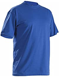 Blakläder T-Shirt, 5-er Pack, 1 Stück, Größe 4XL, kornblau, 3325104285004XL